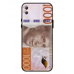 Durable 1000Kr Sweden Note Cover For Xiaomi Black Shark 2