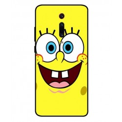 Durable SpongeBob Cover For Xiaomi Mi 9T