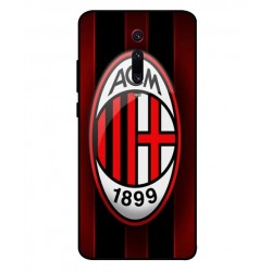 Durable AC Milan Cover For Xiaomi Mi 9T
