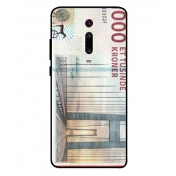 1000 Danish Kroner Note Cover For Xiaomi Mi 9T