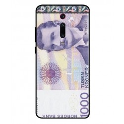 1000 Norwegian Kroner Note Cover For Xiaomi Mi 9T
