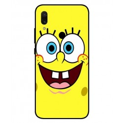 Durable SpongeBob Cover For Xiaomi Redmi 7
