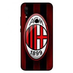 Durable AC Milan Cover For Xiaomi Redmi 7
