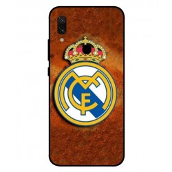 Durable Real Madrid Cover For Xiaomi Redmi 7
