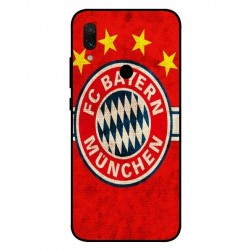 Durable Bayern De Munich Cover For Xiaomi Redmi 7