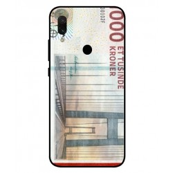 1000 Danish Kroner Note Cover For Xiaomi Redmi 7