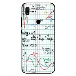 Durable Mathematics Cover For Xiaomi Redmi 7