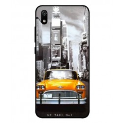 Durable New York Cover For Xiaomi Redmi 7A