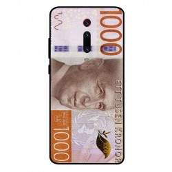 Durable 1000Kr Sweden Note Cover For Xiaomi Redmi K20