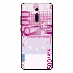 Durable 500 Euro Note Cover For Xiaomi Redmi K20
