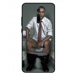 Durable Obama On The Toilet Cover For Xiaomi Redmi K20