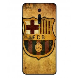 Durable FC Barcelona Cover For Xiaomi Redmi K20 Pro
