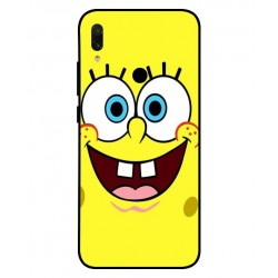 Durable SpongeBob Cover For Xiaomi Redmi Note 7S