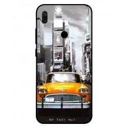 Durable New York Cover For Xiaomi Redmi Note 7S
