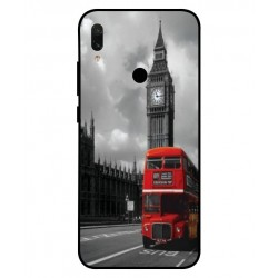 Durable London Cover For Xiaomi Redmi Note 7S