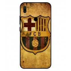 Durable FC Barcelona Cover For Xiaomi Redmi Note 7S