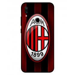 Durable AC Milan Cover For Xiaomi Redmi Note 7S