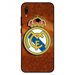 Durable Real Madrid Cover For Xiaomi Redmi Note 7S