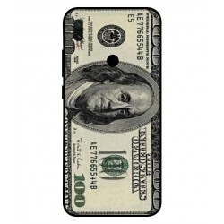 Durable 100 Dollar Note Cover For Xiaomi Redmi Note 7S