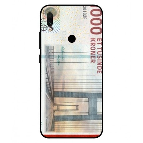 1000 Danish Kroner Note Cover For Xiaomi Redmi Note 7S