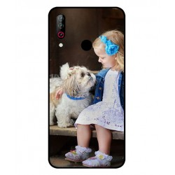Customized Cover For LG W30