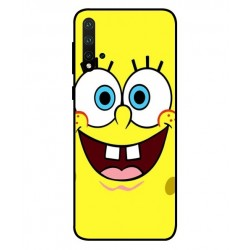 Durable SpongeBob Cover For Huawei Nova 5