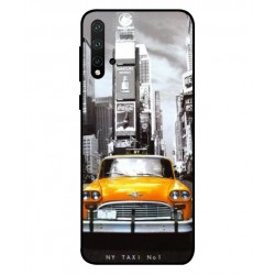 Durable New York Cover For Huawei Nova 5
