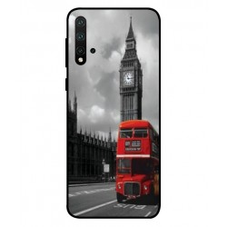 Durable London Cover For Huawei Nova 5