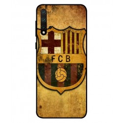 Durable FC Barcelona Cover For Huawei Nova 5