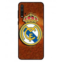Durable Real Madrid Cover For Huawei Nova 5