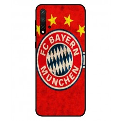 Durable Bayern De Munich Cover For Huawei Nova 5