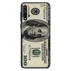 Durable 100 Dollar Note Cover For Huawei Nova 5