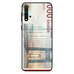 1000 Danish Kroner Note Cover For Huawei Nova 5
