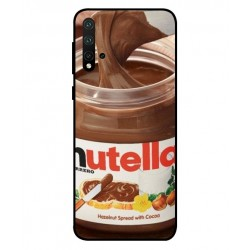 Durable Nutella Cover For Huawei Nova 5