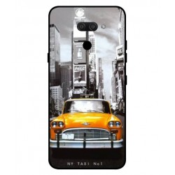Durable New York Cover For LG K50