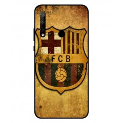 Durable FC Barcelona Cover For Huawei Nova 5i