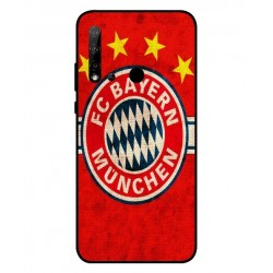 Durable Bayern De Munich Cover For Huawei Nova 5i