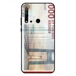 1000 Danish Kroner Note Cover For Huawei Nova 5i