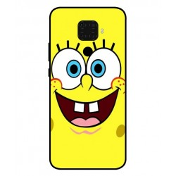 Durable SpongeBob Cover For Huawei Nova 5i Pro