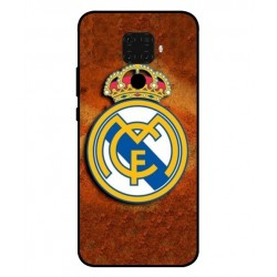Durable Real Madrid Cover For Huawei Nova 5i Pro