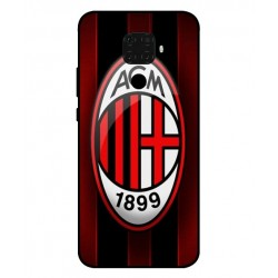 Durable AC Milan Cover For Huawei Nova 5i Pro