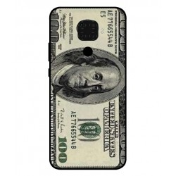 Durable 100 Dollar Note Cover For Huawei Nova 5i Pro