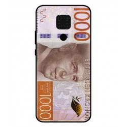 Durable 1000Kr Sweden Note Cover For Huawei Nova 5i Pro