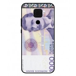 1000 Norwegian Kroner Note Cover For Huawei Nova 5i Pro