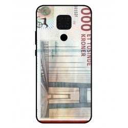 1000 Danish Kroner Note Cover For Huawei Nova 5i Pro