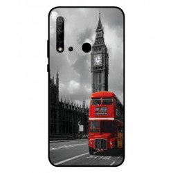 Durable London Cover For Huawei P20 Lite 2019