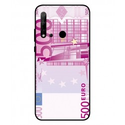 Durable 500 Euro Note Cover For Huawei P20 Lite 2019