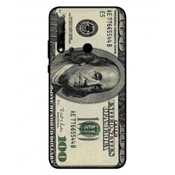 Durable 100 Dollar Note Cover For Huawei P20 Lite 2019