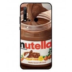 Durable Nutella Cover For Huawei P20 Lite 2019