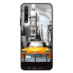 Durable New York Cover For Huawei Nova 5T